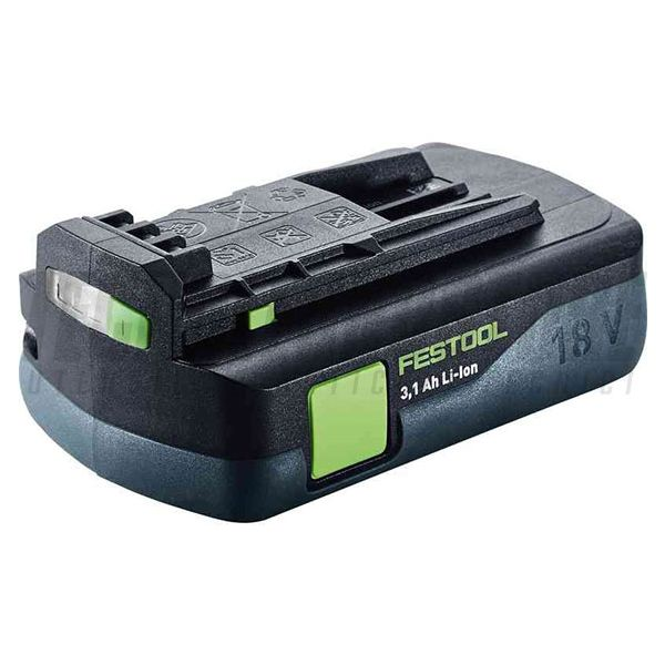 BATTERIA 3,1 AH 18V LED (Li-Ion) FESTOOL