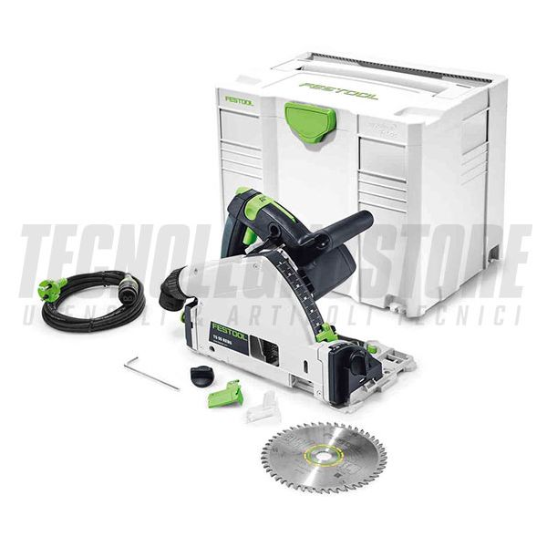 SEGA AD AFFONDAMENTO TS 55 REBQ-PLUS FESTOOL