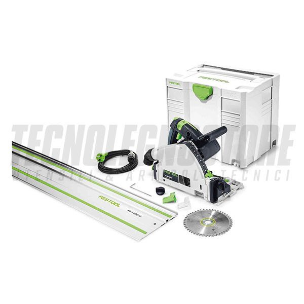 SEGA AD AFFONDAMENTO TS 55 REBQ-PLUS FS FESTOOL