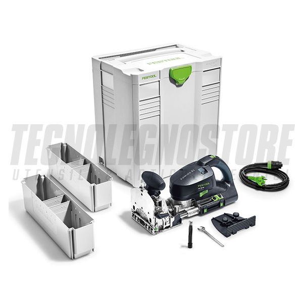 FRESATRICE PER GIUNZIONI DOMINO XL DF 700 EQ-Plus FESTOOL