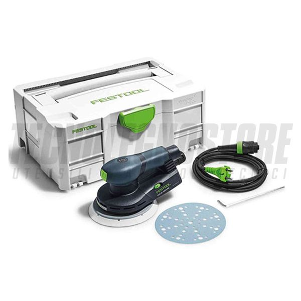 LEVIGATRICE ORBITALE ETS EC 150 / ORBITA 3 MM – EQ PLUS FESTOOL