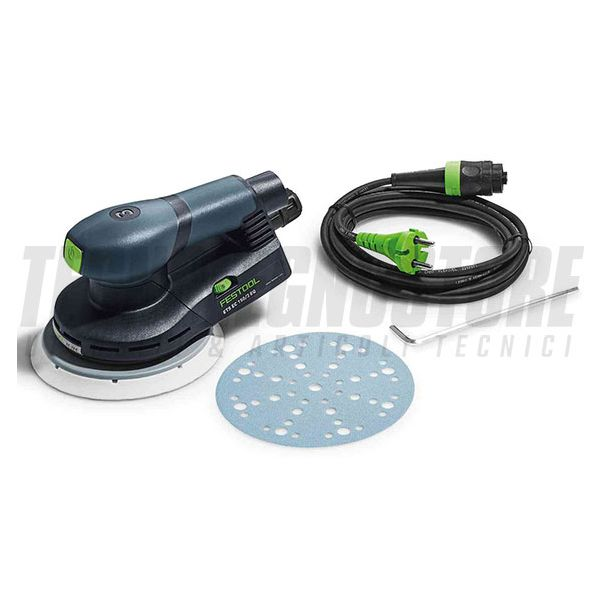 LEVIGATRICE ORBITALE ETS EC 150 / ORBITA 3 MM – EQ FESTOOL