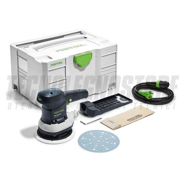 LEVIGATRICE ORBITALE ETS 150 / ORBITA 5 MM - EQ-PLUS FESTOOL