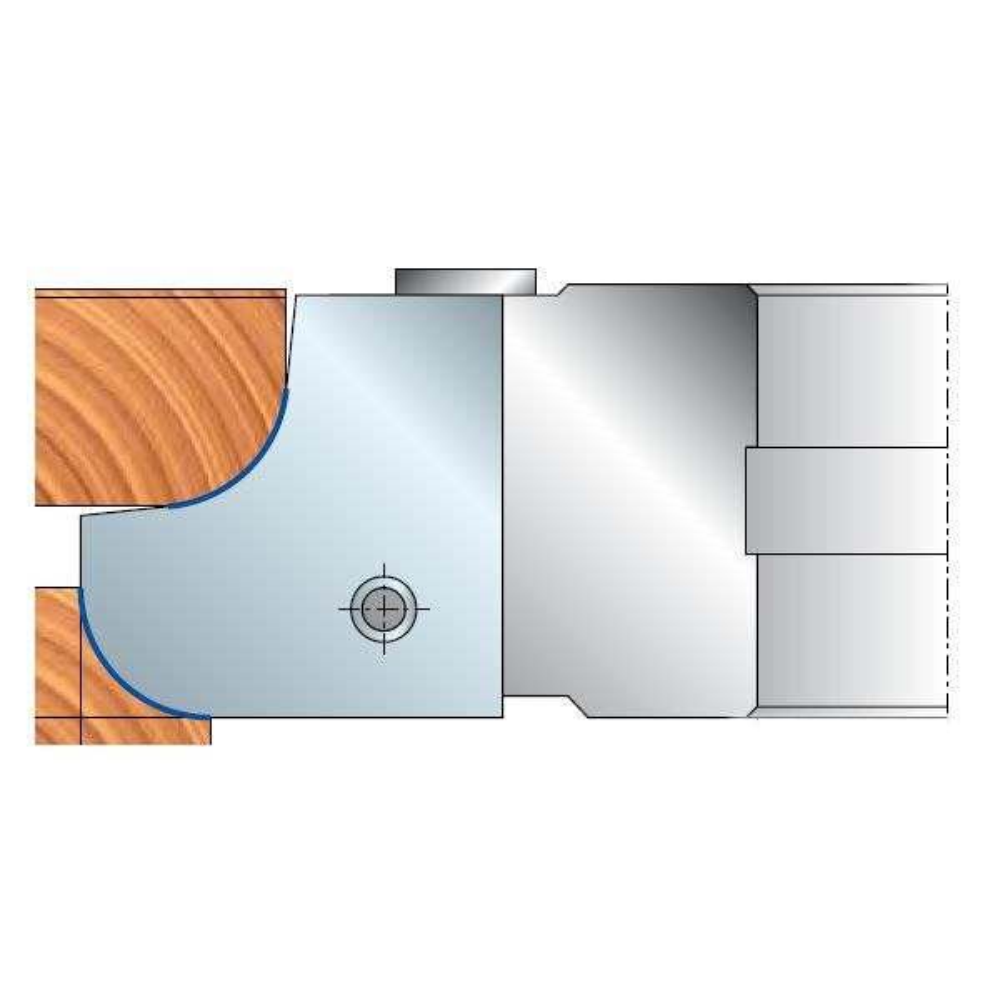 Coltelli per testa multiraggio TP31M HB3 FREUD (CONF.1 PZ)
