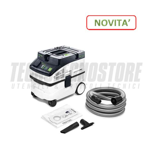 FESTOOL ASPIRATORE CLEANTEC CT 15 E