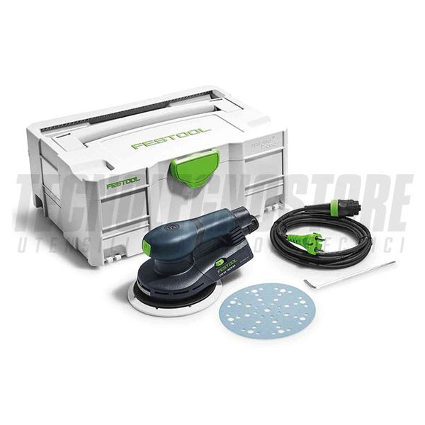 LEVIGATRICE ORBITALE ETS EC 150 / ORBITA 5 MM – EQ-PLUS FESTOOL