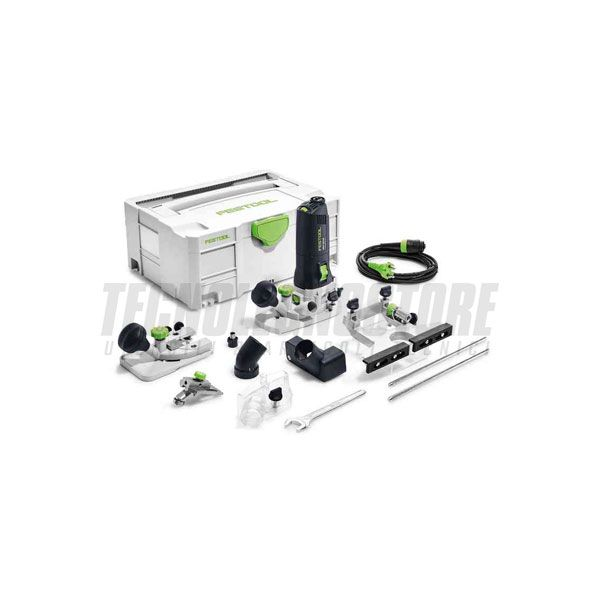 RIFILATORE MFK 700 EQ-Set FESTOOL
